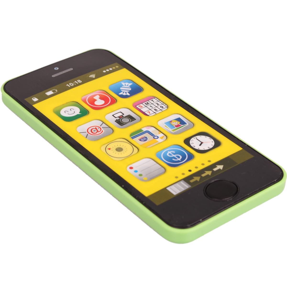 Spielzeug handy smartphone licht sound kinder lern