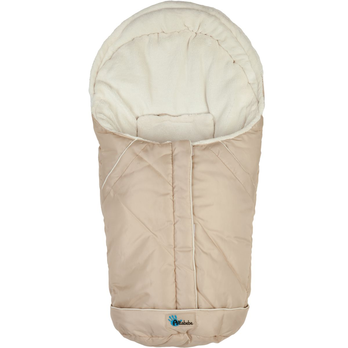winterfu sack fu sack babyfu sack f r babyschale. Black Bedroom Furniture Sets. Home Design Ideas