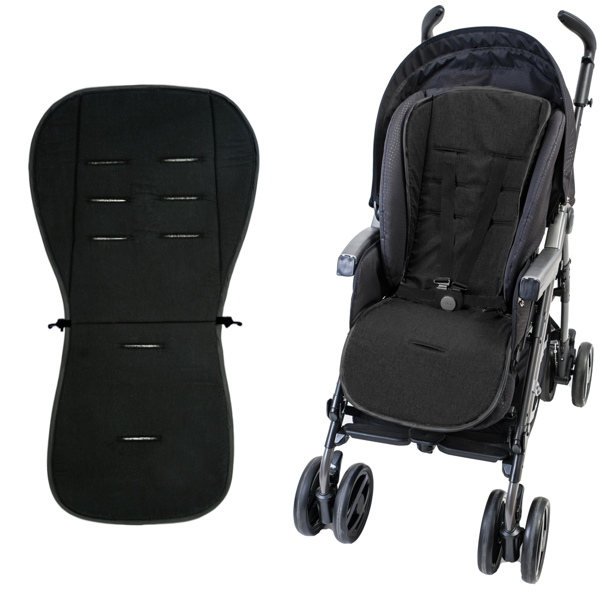 altabebe einlage f r buggy kinderwagen unterlage fu sack kinder sitz auflage ebay. Black Bedroom Furniture Sets. Home Design Ideas
