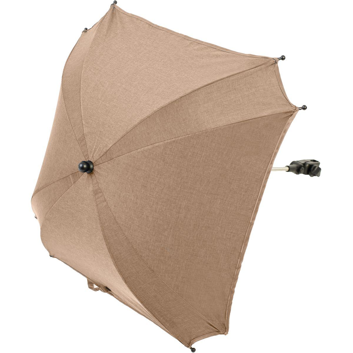 XL SONNENSCHIRM SCHIRM für Kinderwagen Buggy UV-SCHUTZ 50+ Sonnenschutz Ø80cm