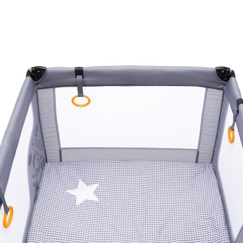 set laufstall matratze 100x100 cm spielstall laufgitter reise bett baby kind ebay. Black Bedroom Furniture Sets. Home Design Ideas