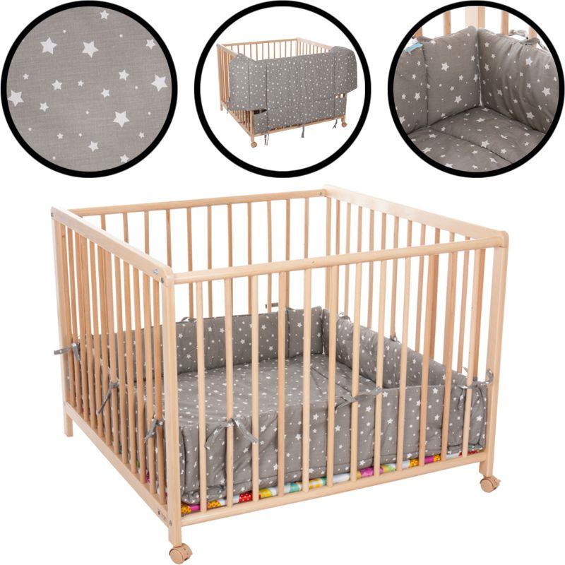 einlage f r laufgitter spielstall laufstall 100x100 reisebett matratze baby kind ebay. Black Bedroom Furniture Sets. Home Design Ideas