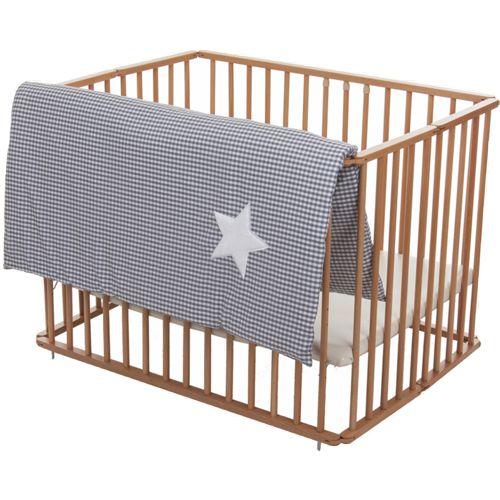 einlage f r laufstall spielstall laufgitter 100x100 reisebett baby kind matratze ebay. Black Bedroom Furniture Sets. Home Design Ideas