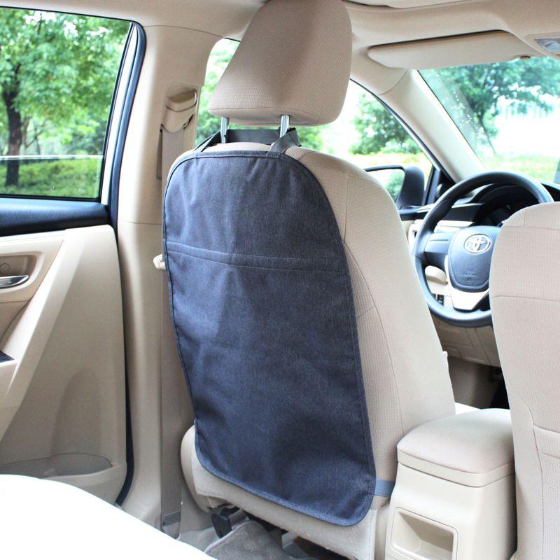 2x Rückenlehnenschutz Lehnenschutz Sitzschoner Rückenlehnenschoner Auto Schutz