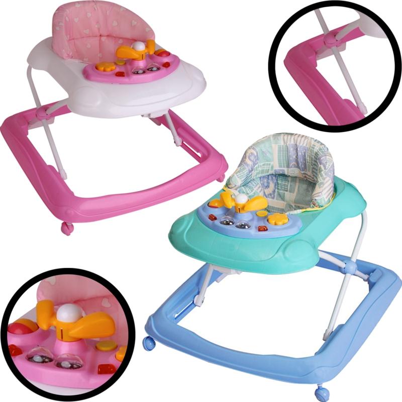 lauflernhilfe gehhilfe lauflernwagen baby walker gehfrei baby kinder laufhilfe ebay. Black Bedroom Furniture Sets. Home Design Ideas