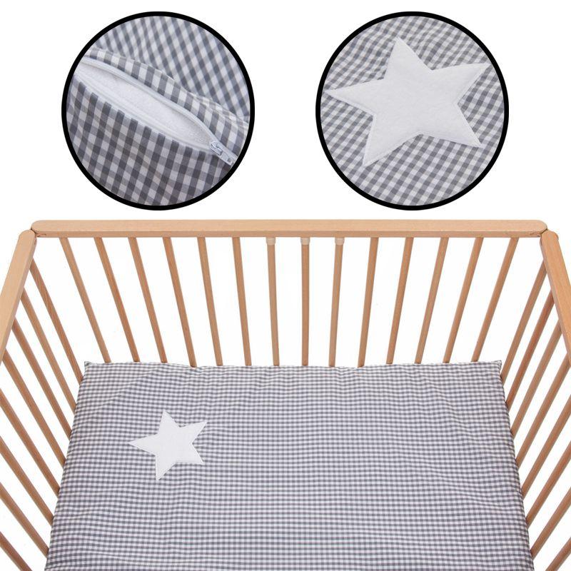 Laufstall EINLAGE für 100x100 Laufgitter Spielstall Baby Kind Matratze Reisebett